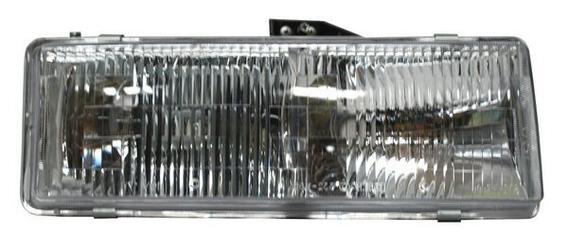 Faro Chevrolet Astro 95-96-97-98-99 C/ajustes Lujo Rh Lh