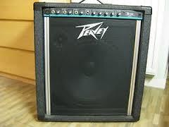 Amplificador Peavey Kb100