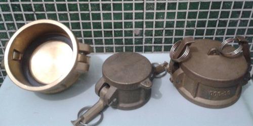 Conexiones De Bronce Cam-lock Tapas De 2  Y 3