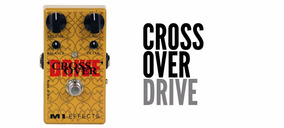 Pedal Mi Audio Cross Over Drive - Overdrive/distortion/fuzz