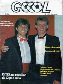 Goool 16 * 1987 * Luiz Carlos Winck * Taffarel