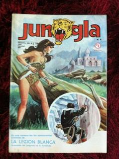Comic Jungla Nº 119 - Editorial Quimantu