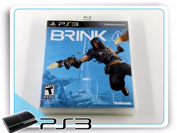 Ps3 Brink Original Playstation 3