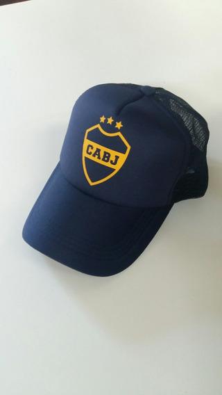 Gorra Trucker Boca Juniors