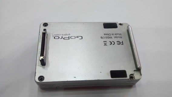 Bateria Gopro Go Pro Hero 2 Original Recarregavel 1100mah