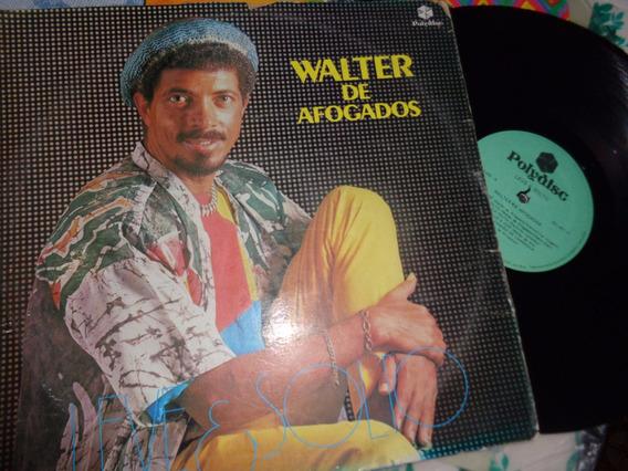 Lp Walter De Afogados, Leve E Solto - Usado
