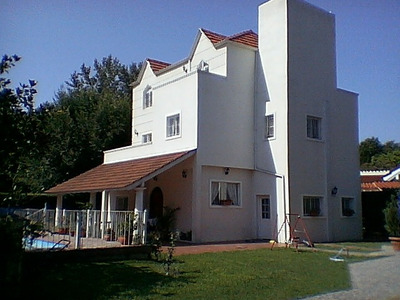 Excelente Casa De Categoría En Del Viso