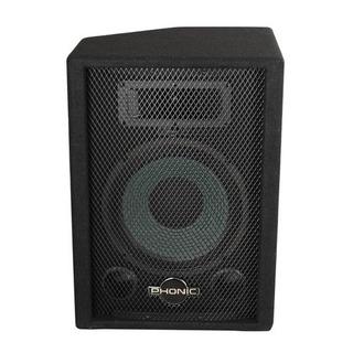 Bafle Monitor Phonic Sem710 80wrms 1x10 + Tw - Envíos