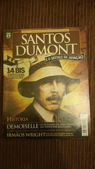 Revista História - Santos Dumont E O Século Da Aviação