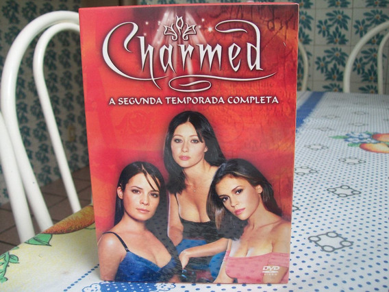 Charmed Segunda Temporada Novo Lacrado !
