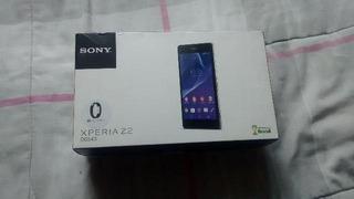 Caixa Do Sony Xperia Z2