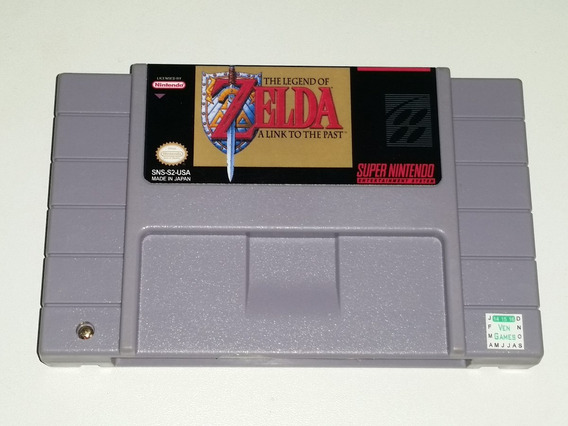 The Legend Of Zelda Original Super Nintendo!!!!!