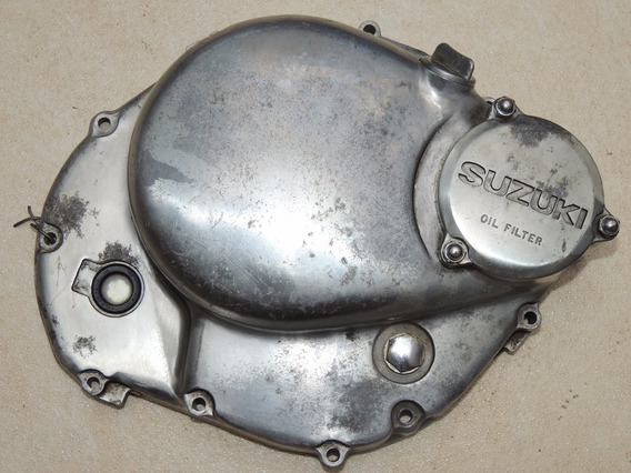 Tampa De Motor De Intruder 250 Original Usada Suzuki