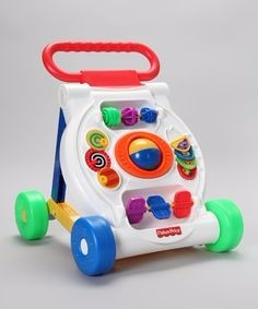 Fisher Price Andadera Activity Walker,