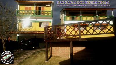 Alquiler De Casas En Mina Clavero Con Pileta Termp.2018/2019
