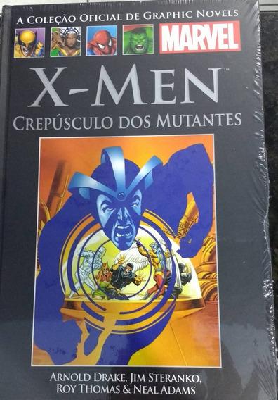Graphic Novel Xv - X-men Crepúsculo Dos Mutantes - Salvat