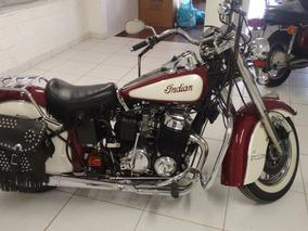 1953 Moto Indian Com Mec Honda Four 750 K1