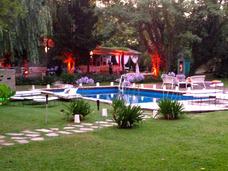 Alquiler Quinta Eventos Pilar Zona Norte Por El Dia