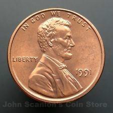 Robmar- Moneda De1 Penny Es 1 Centavo De Usa,oferta Al Asar