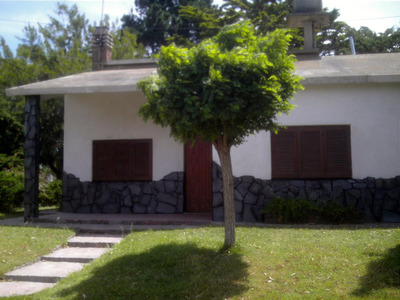 Chalet Disponible Semana Santa Mar Del Tuyu 96 Y 4