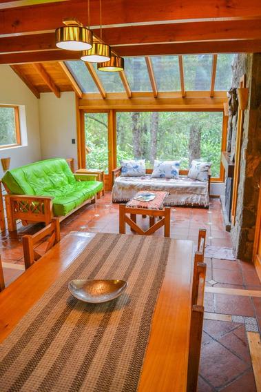 Alquiler Casa San Martín De Los Andes - Promo Temp Baja 2020