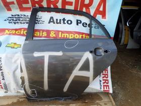 Porta Traseira Esquerda Corolla 2013