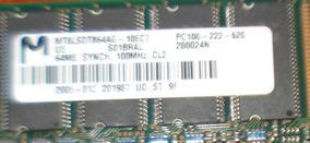 Memoria Dimm 64 Mb 64mb P/ Impressora Hp Laser Laserjet
