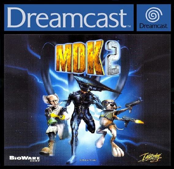 Mdk2 Patch - Dreamcast E Pc