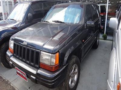 Grand Cherokee 5.9 Limit 4x4 V8 - 1998 - Aceito Kombi