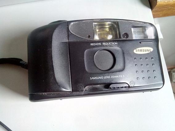 Câmera Antiga Sansung Ff 222