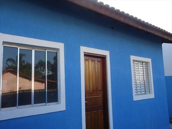 Ref.: 290 - Casa Em Bertioga, No Bairro São Rafael - 2 Dormitórios