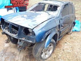 Sucata Chevrolet Tracker 2007/2008 Para Retirada De Peças