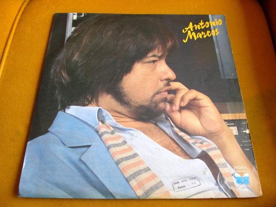 Lp Antonio Marcos Arrependimento Part Pablo Rose Marcos