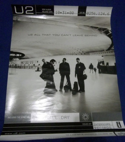 U2 | Poster E Banner | All That You Can