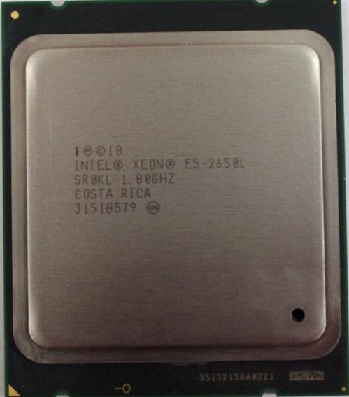 Processador Xeon Octa Core E5-2650l 1.80ghz 20m Lga2011