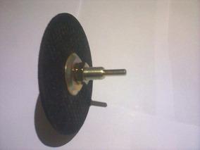 Kit Adaptador P/ Furadeira+rebolo+serra+lixas+disco De Corte
