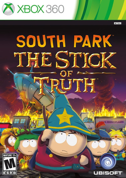 South Park: The Stick Of Truth(mídia Física Pt-br) Xbox 360