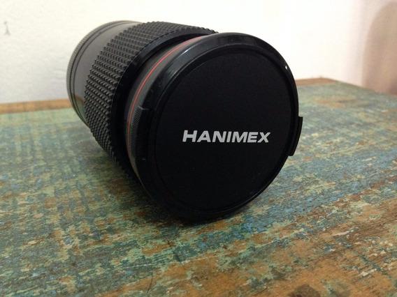 Lente Hanimex 62mm #1295