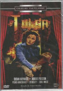 Tulsa (1949) - Dvd Cultclassic - Bonellihq Cx397 H18