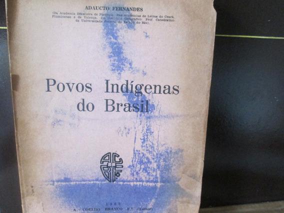 Adaucto Fernandes Povos Indigenas Do Brasil