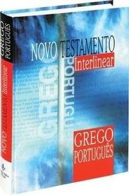 Novo Testamento Interlinear Grego/port Sbb