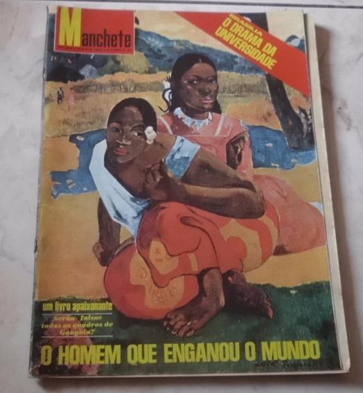 Revista Manchete Nº 856 - Set/1968 - São Paulo, Chico Buarqu