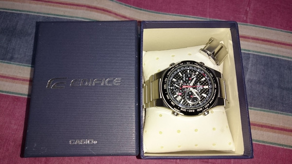 Casio Edifice Ef-528 Redbull Edition