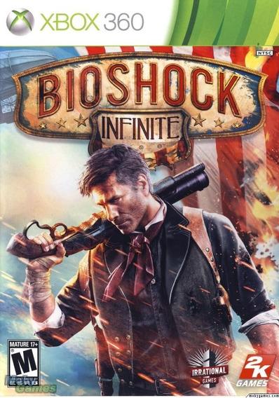 Bioshock Infinite (legendado Em Português ) { Xbox 360 }