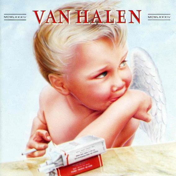 Van Halen 1984 Vinilo Remastered 2015 Lp David Lee Roth