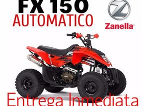 Cuatriciclo Zanella Fx 150 Automatico 0 Km 2018