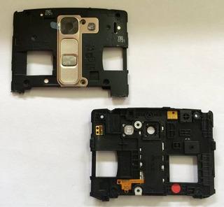 Lente Camera / Flex Power Volume LG H502 Tv Prime Orig Dour.