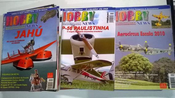 Revista Hobby News (aeromodelismo)