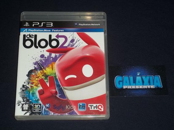 De Blob 2 - Playstation 3 Ps Move Ps3 Física Original