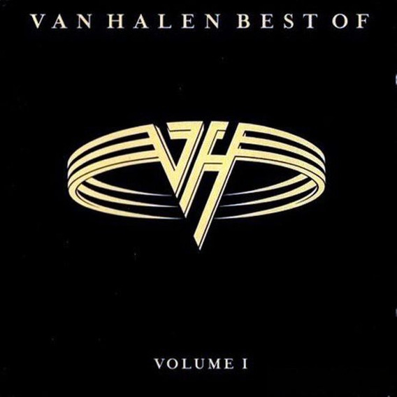 Van Halen Best Of Nuevo Oferta David Lee Roth Sammy Hagar
